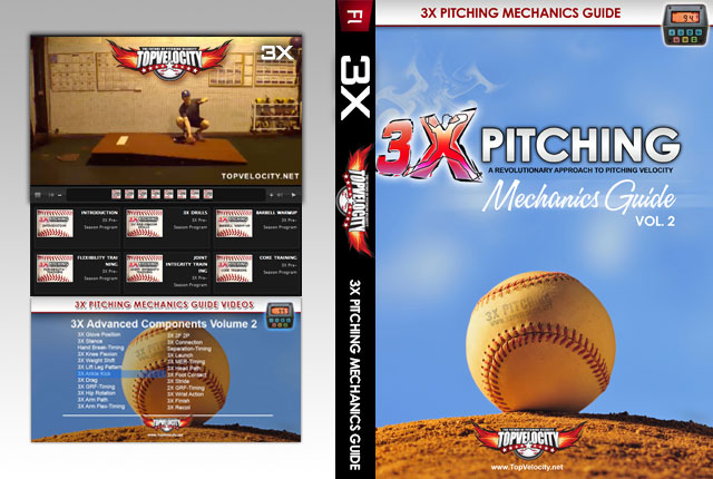 3X Pitching Mechanics Guide Vol 2 [Unlimited]