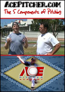 Ace Pitcher 5 Components of Pitching