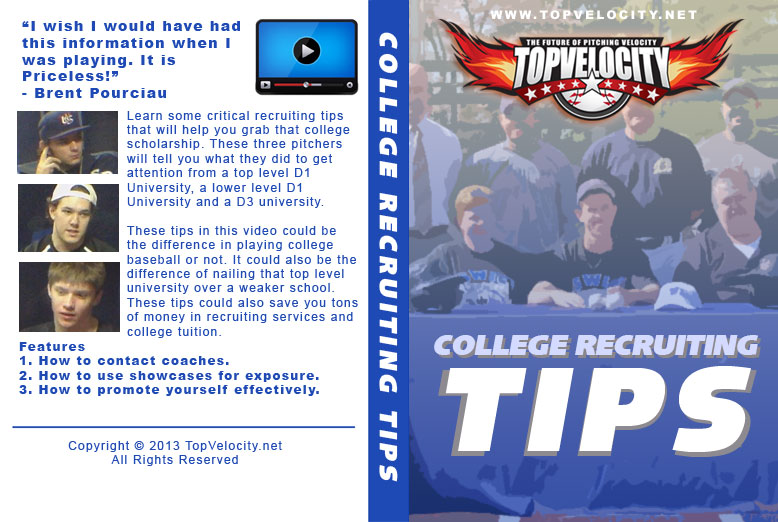 College Recruiting Tips [Unlimited]